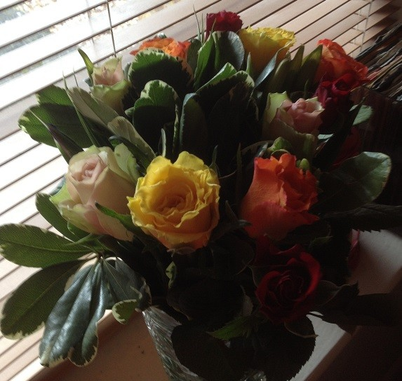 Flowers from Dan & Charlotte