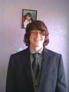 Joe at 15