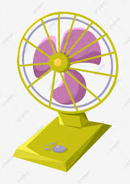 This image has an empty alt attribute; its file name is electric-fan.jpg